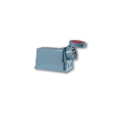 Ổ cắm gắn nổi loại kín nước (IP67) F143-6
