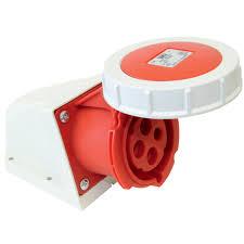 Ổ cắm gắn nổi loại kín nước (IP67)