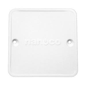 Nắp kín đơn vuông NA105-N