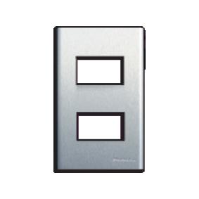 Mặt che dùng 2 thiết bị WEG6502-1