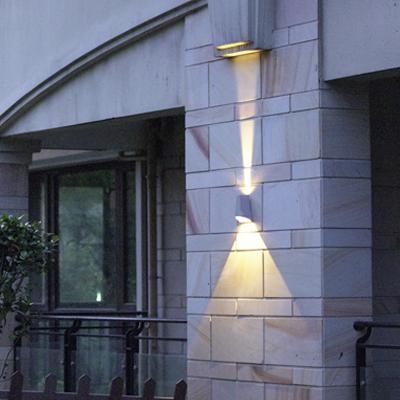 Đèn gắn tường ngoài trời NBL2553/NBL2553-6/NBL2553S
