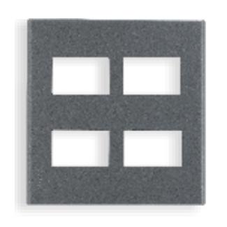 Mặt dùng cho 4 thiết bị WEG6804MB