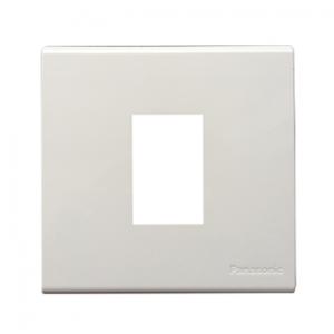 Mặt vuông 1 thiết bị WEB7811MW