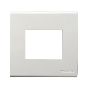 Mặt vuông 2 thiết bị WEB7812MW