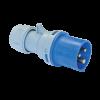 Phích cắm di động loại không kín nước F013-6ECO