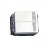 Công tắc đôi 2 chiều Refina WEC5542-7SW