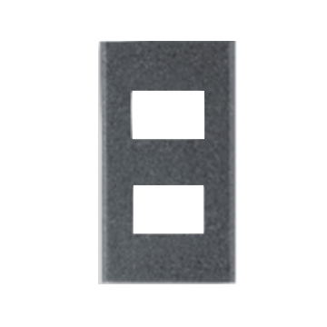 Mặt dùng cho 2 thiết bị WEG68020MB
